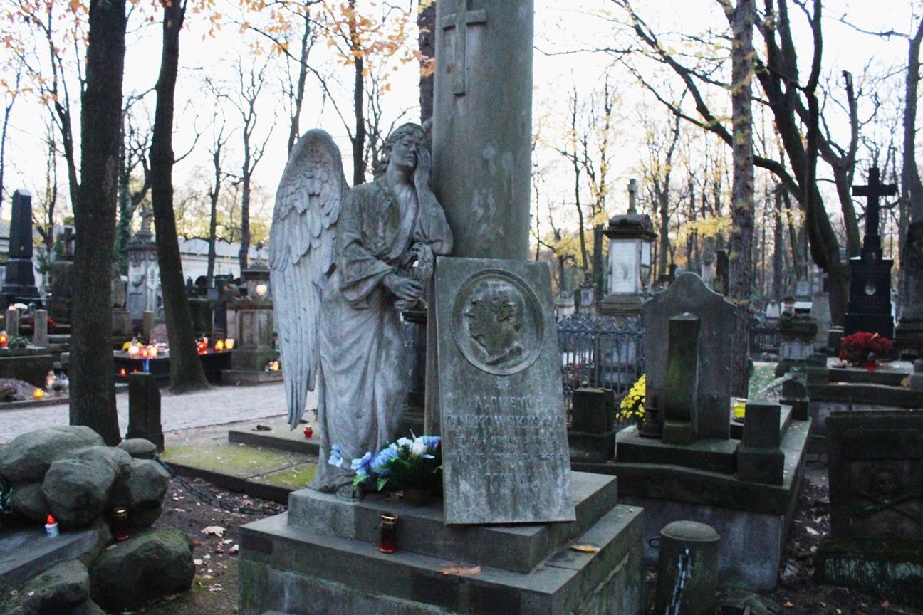 cimitero monumentale Powązki