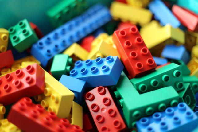 Lego a Varsavia