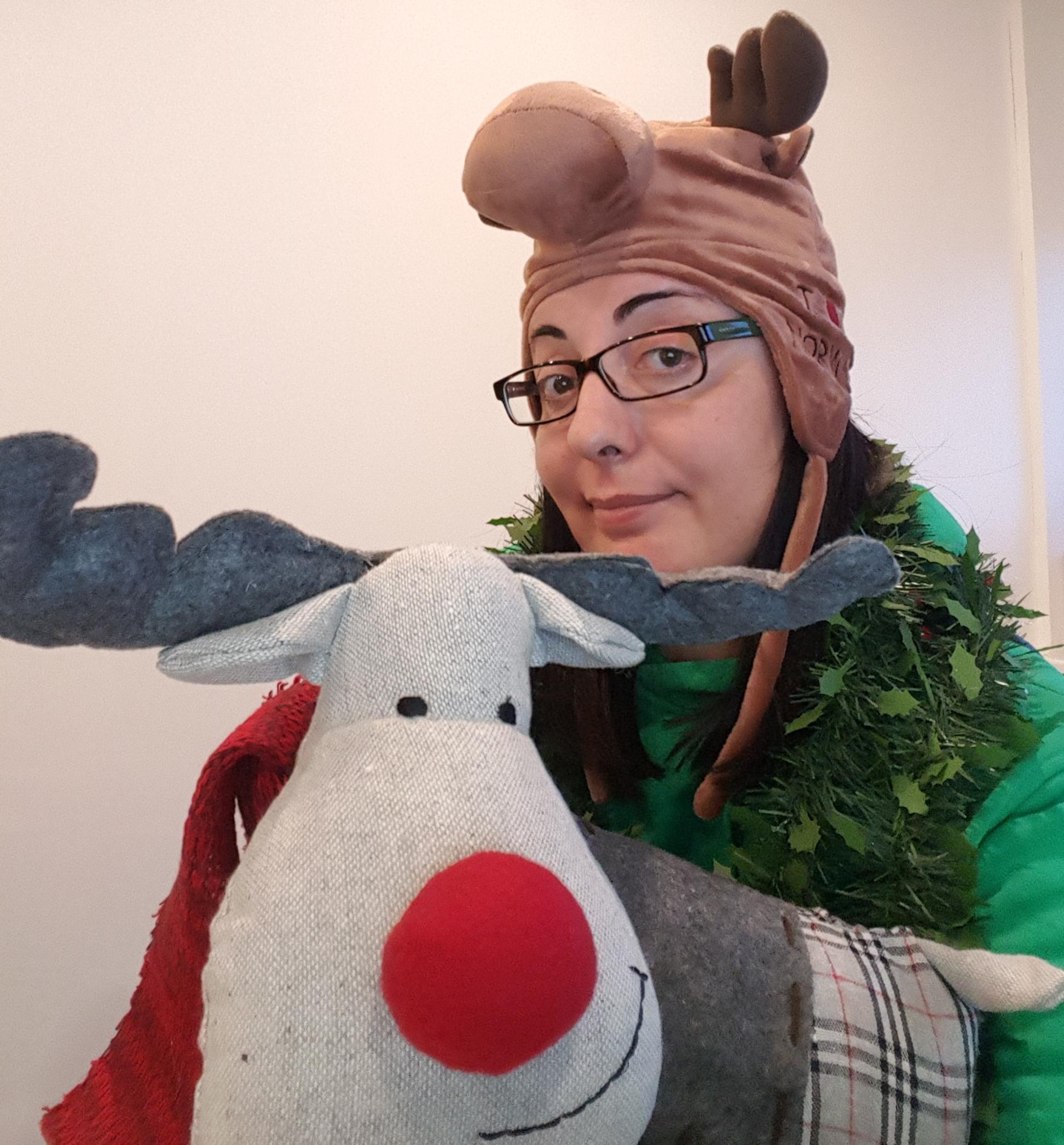 Elfo di Babbo Natale in Polonia