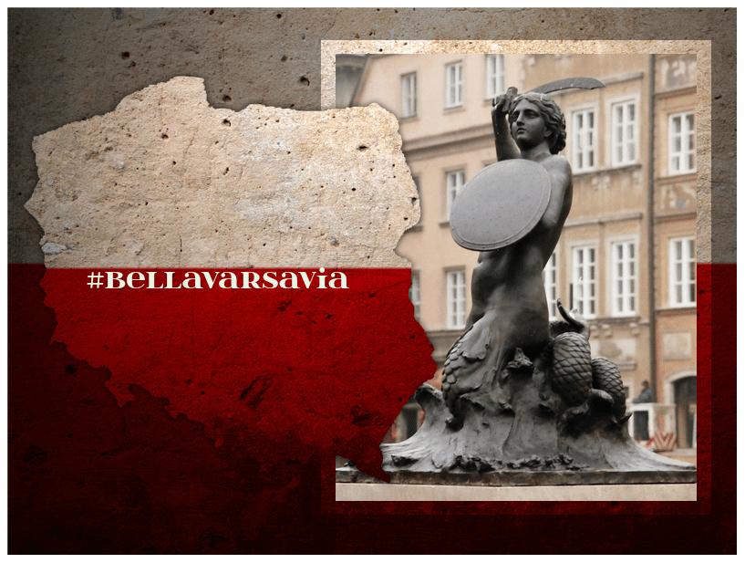 simbolo sirena Varsavia