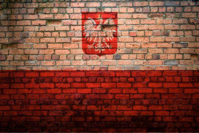 11 novembre polonia bandiera