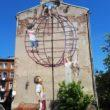 Street Art a Praga
