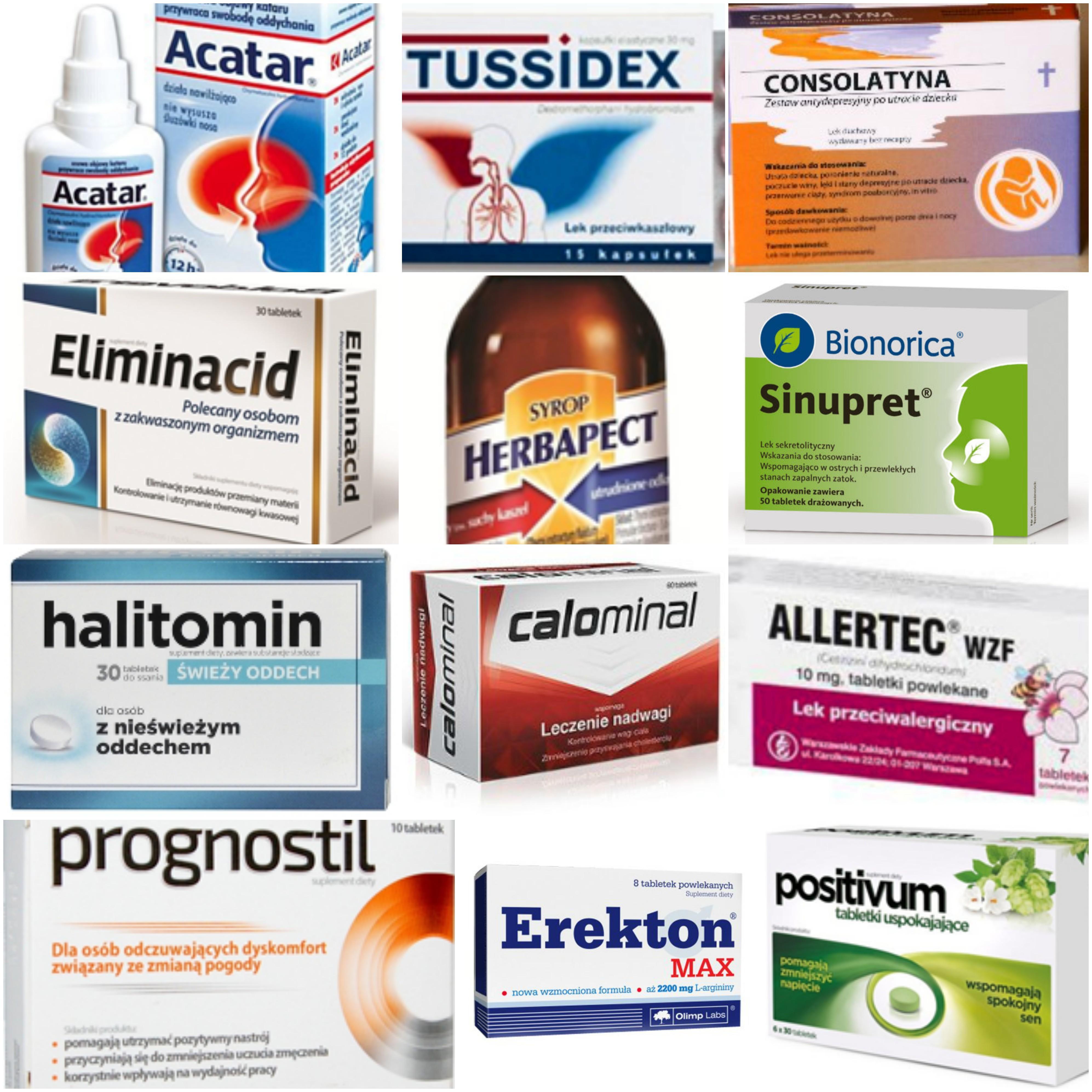 medicinali polonia