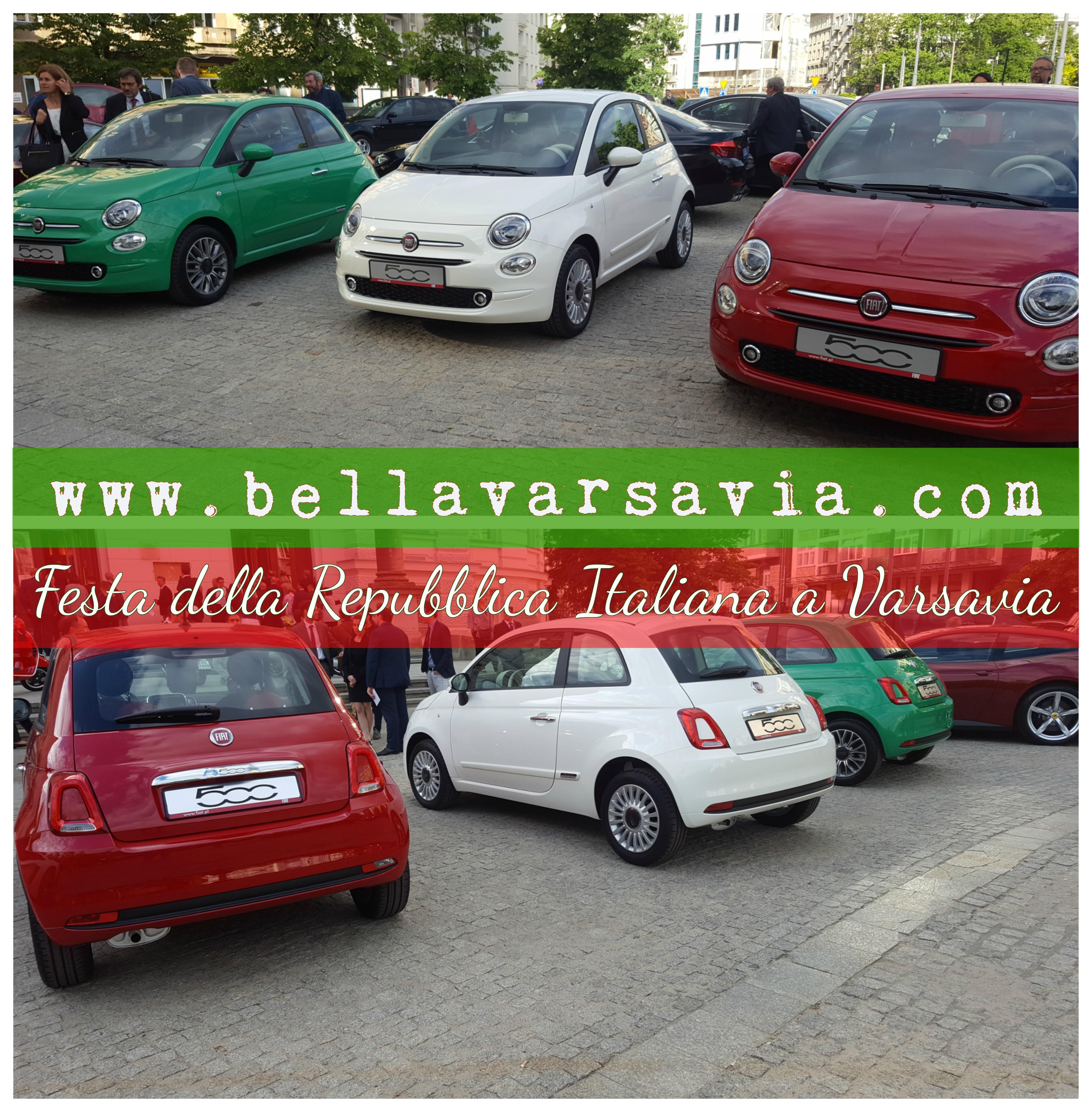 Festa della Repubblica Italiana a Varsavia