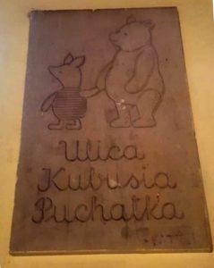 Winnie the Pooh Polonia