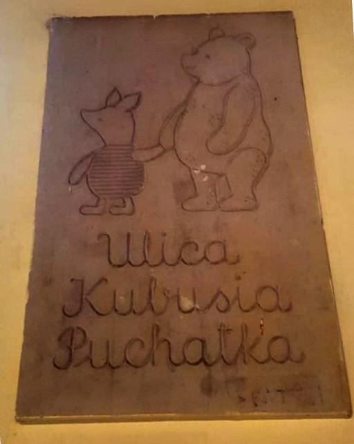 Winnie the Pooh Varsavia