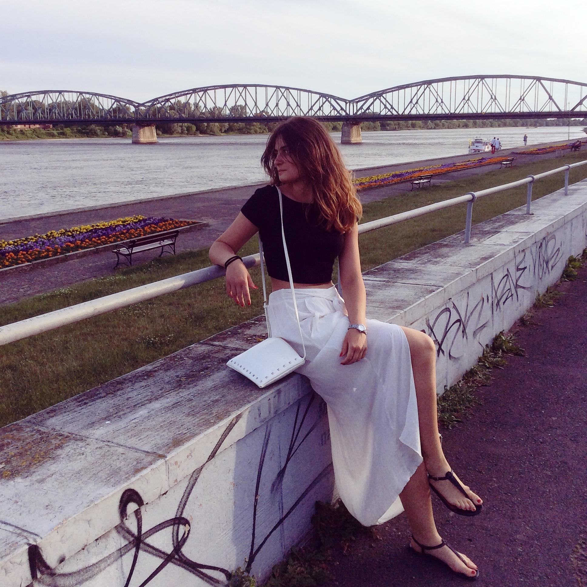 studentessa di Toruń
