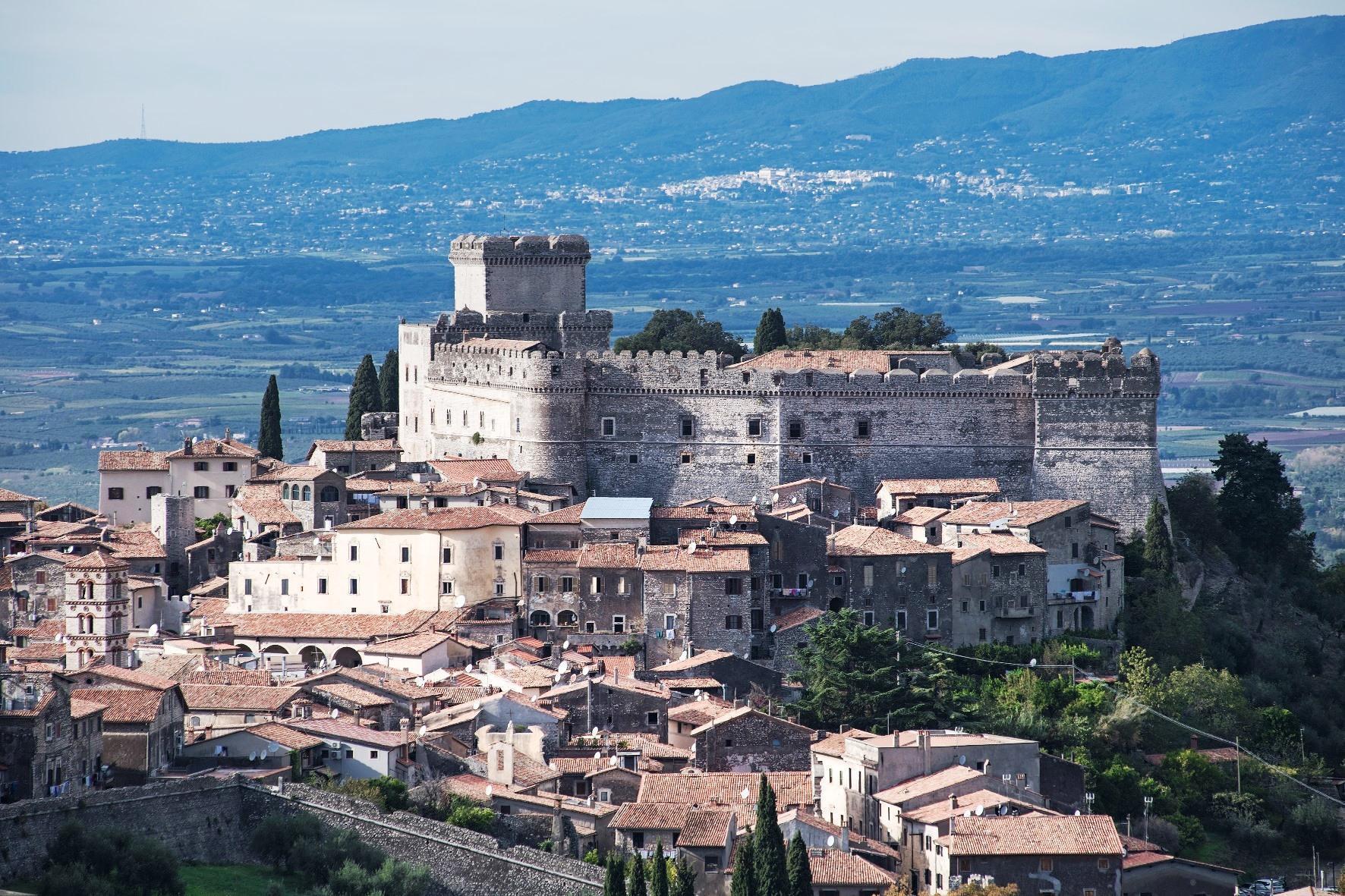 turismo in Italia Sermoneta