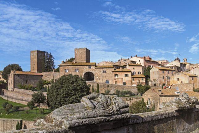 turismo in Italia Toscana