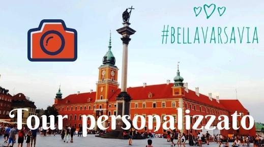 tour personalizzato di Varsavia