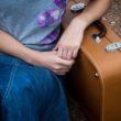 vita da expat con la valigia