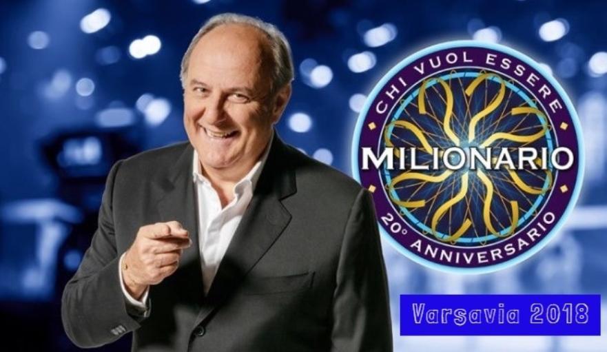 Chi vuole essere milionario?