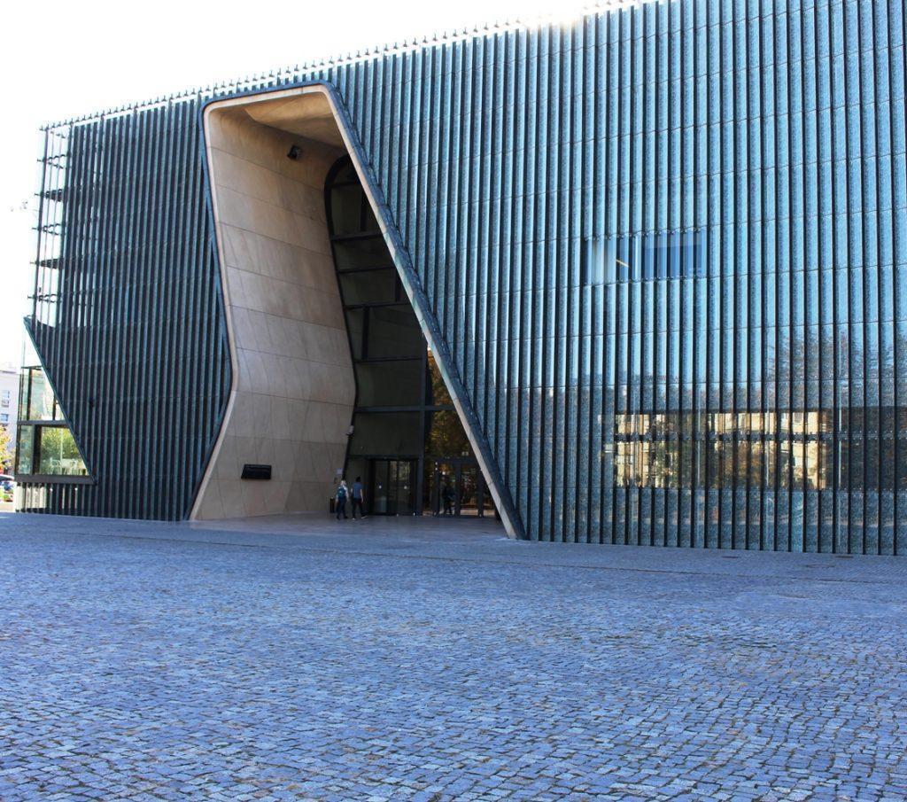 ingresso Museo della storia degli ebrei polacchi
