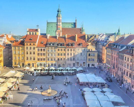 Museo di Varsavia panorama