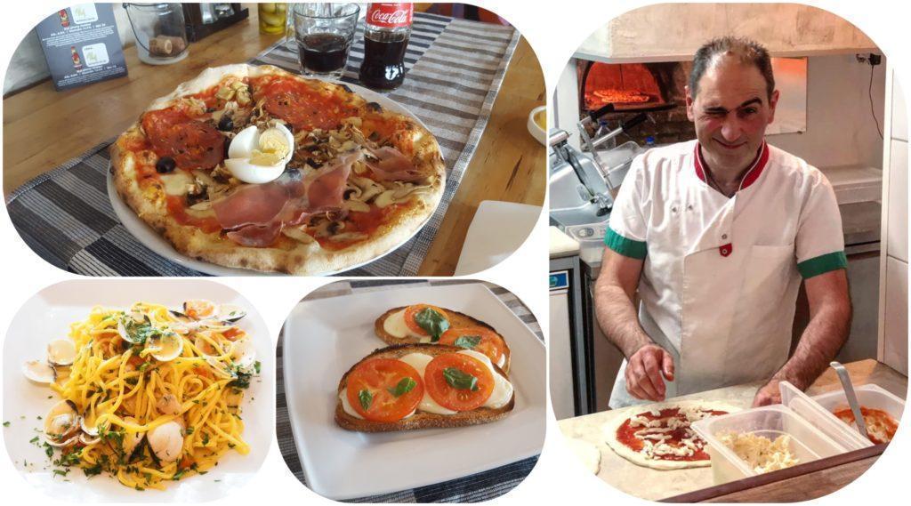 ristorante italiano a varsavia