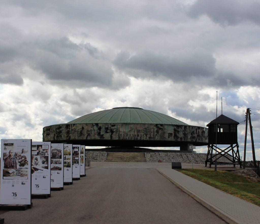 Mausoleo di Majdanek
