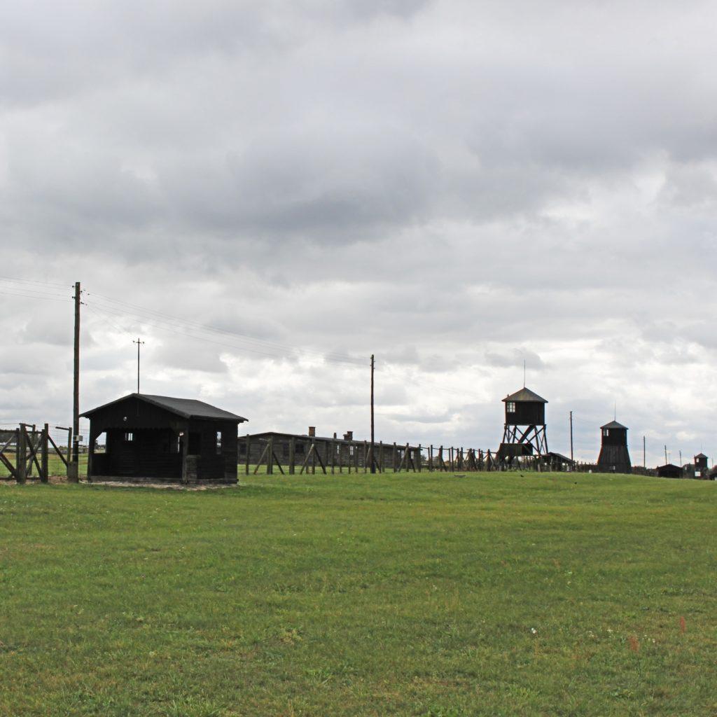 Torretta di controllo di Majdanek