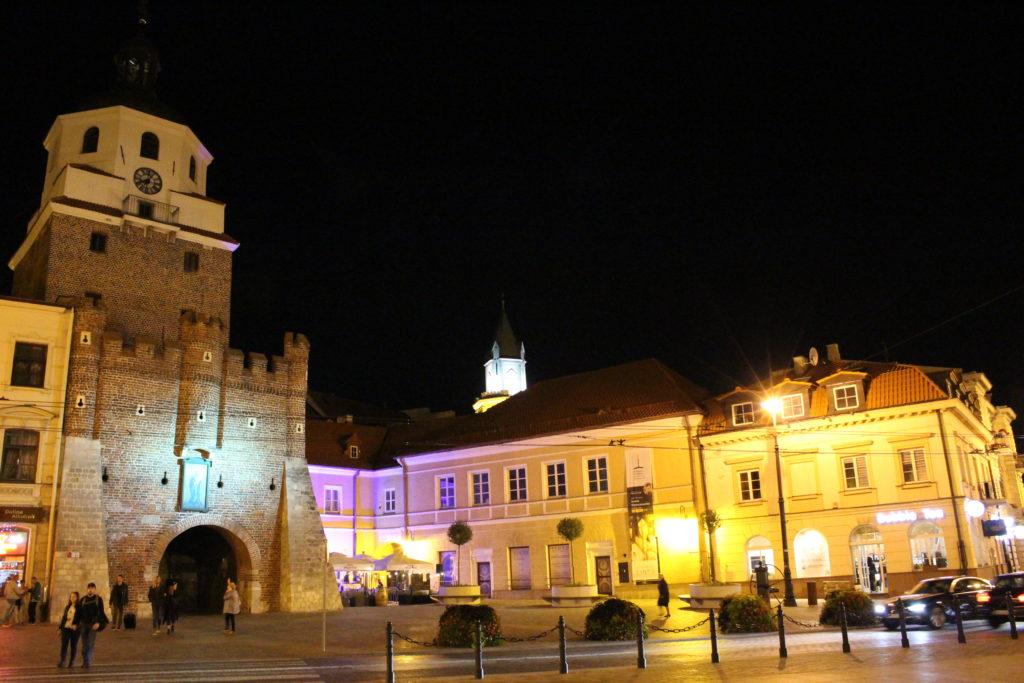 città antica di Lublino
