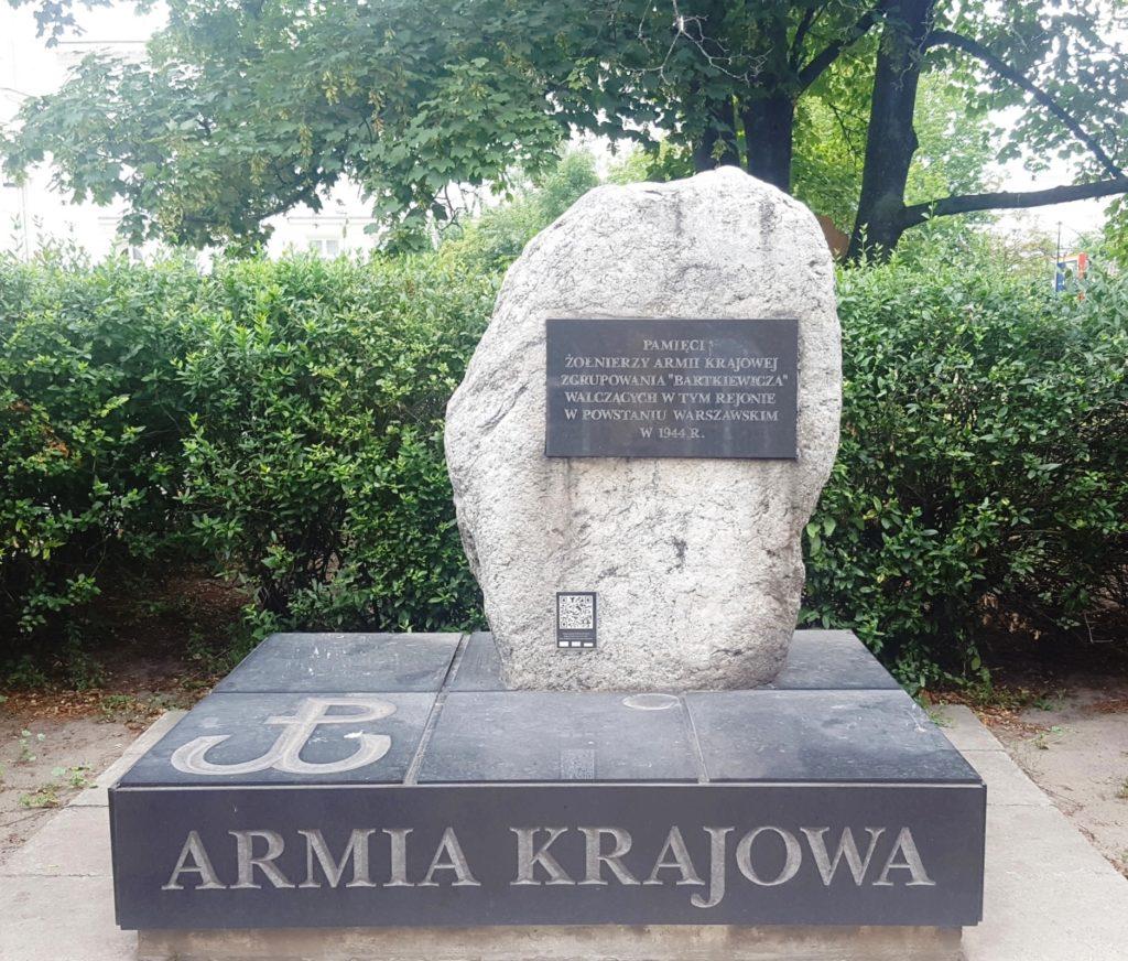 Insurrezione di Varsavia Armia-Krajowa