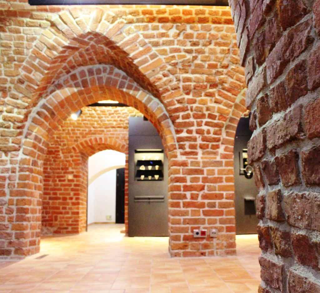Museo di Varsavia sotterranei