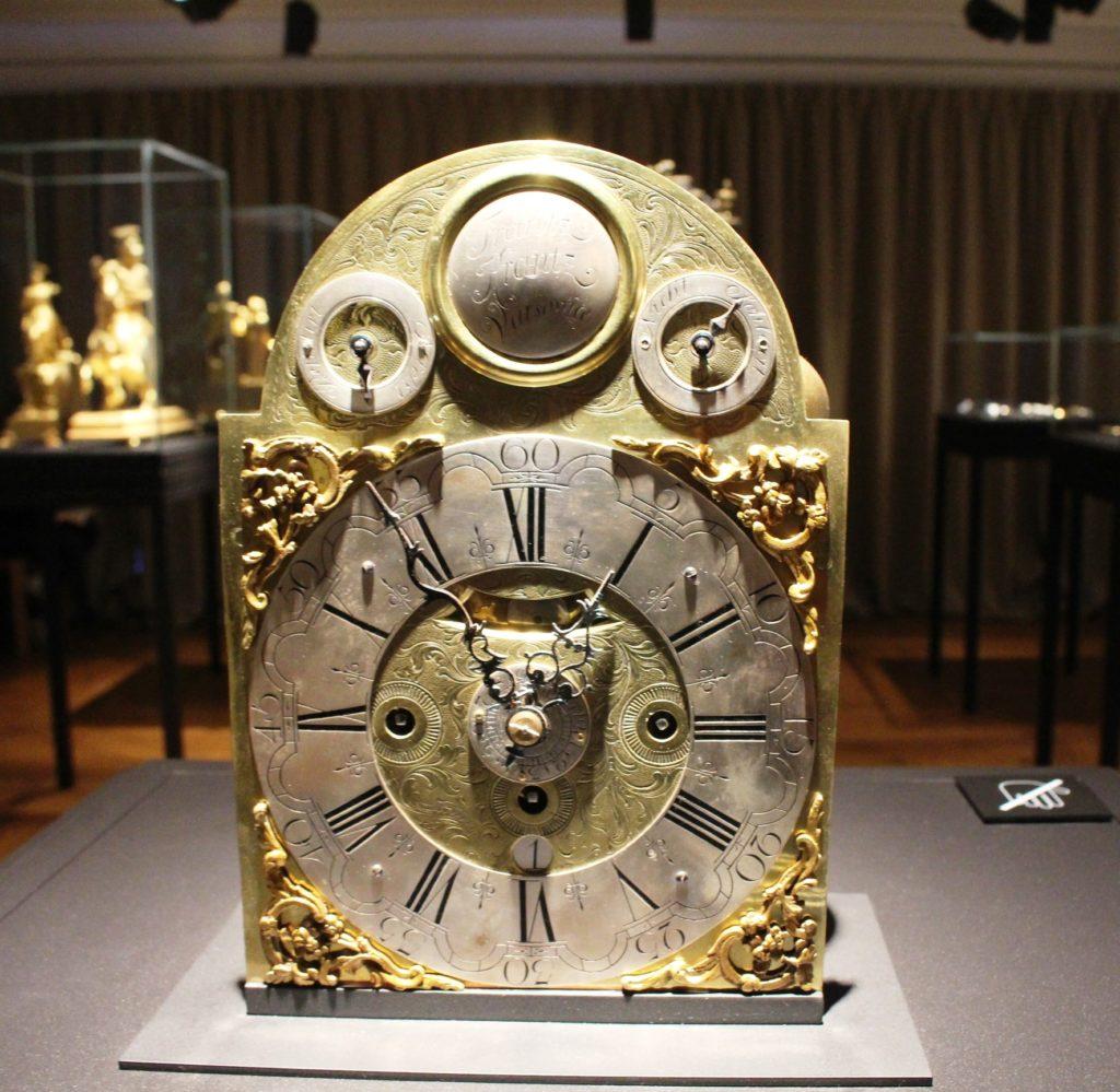 Museo di Varsavia stanza orologi